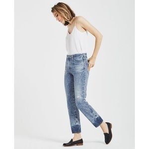AG-ED The Phoebe Straight Jeans